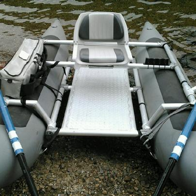 CataRaft Fishing Frame